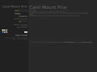 Canil Canil Mount Pine